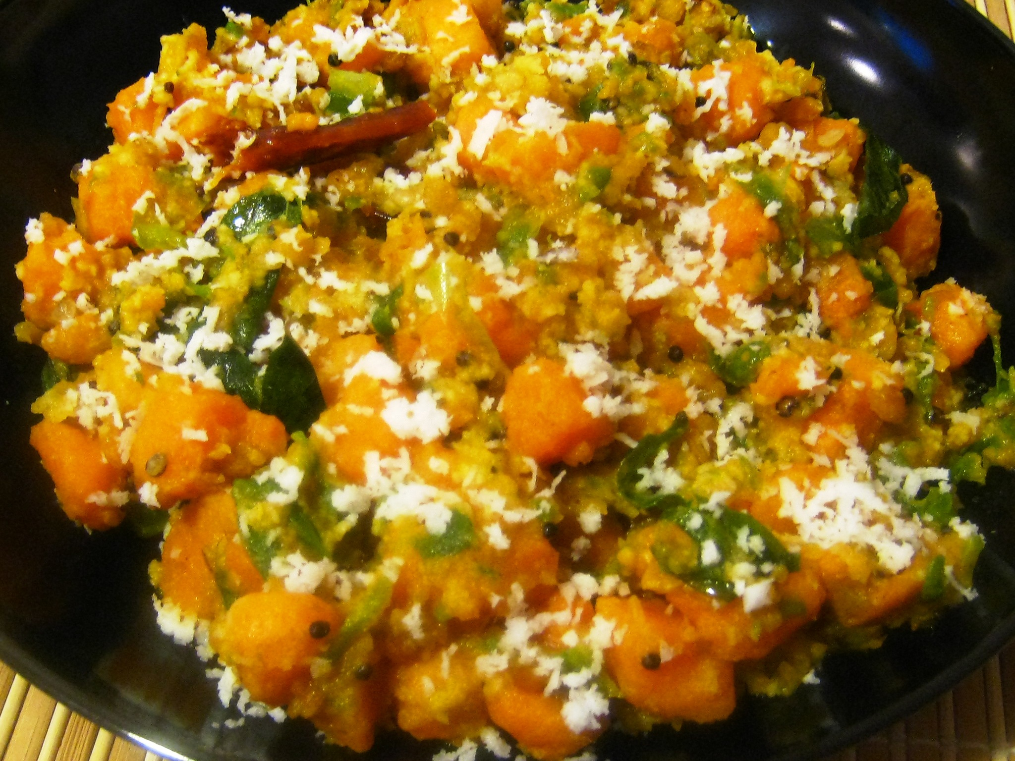 Sweet potato curry vegrecipes4u sweet potato curry forumfinder Images
