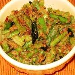 Beans with Coconut Masala