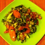 Bell-Pepper-Cabbage Fry