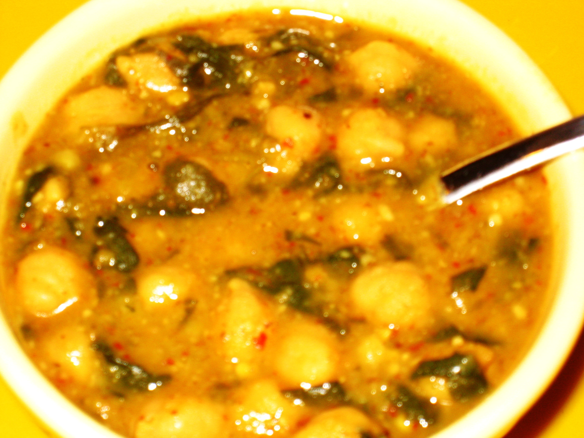 Chana Dal And Palak Recipe Chana Palak Dal