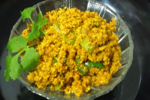 Coconut Chutney for Rice