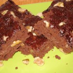 Eggless Brownies
