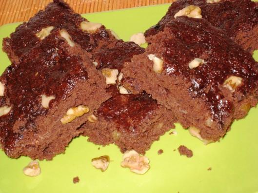 Eggless Brownies | vegrecipes4u.com