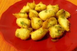 Idli-Batter Fritters