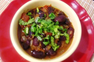Kidney Beans Chili