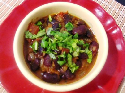 kidney-beans chili