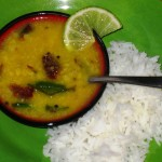 Lemony Moong Dal