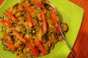 Methi Curry