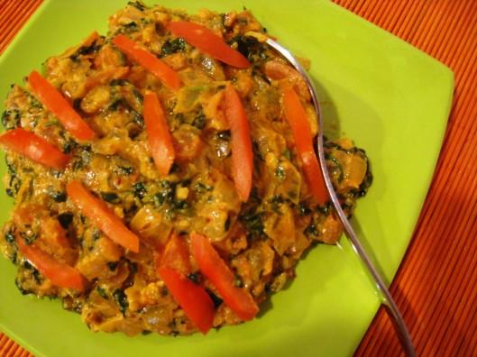 methi curry