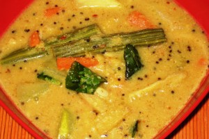 Mixed-Vegetable Dal