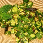 Okra-Coconut Curry