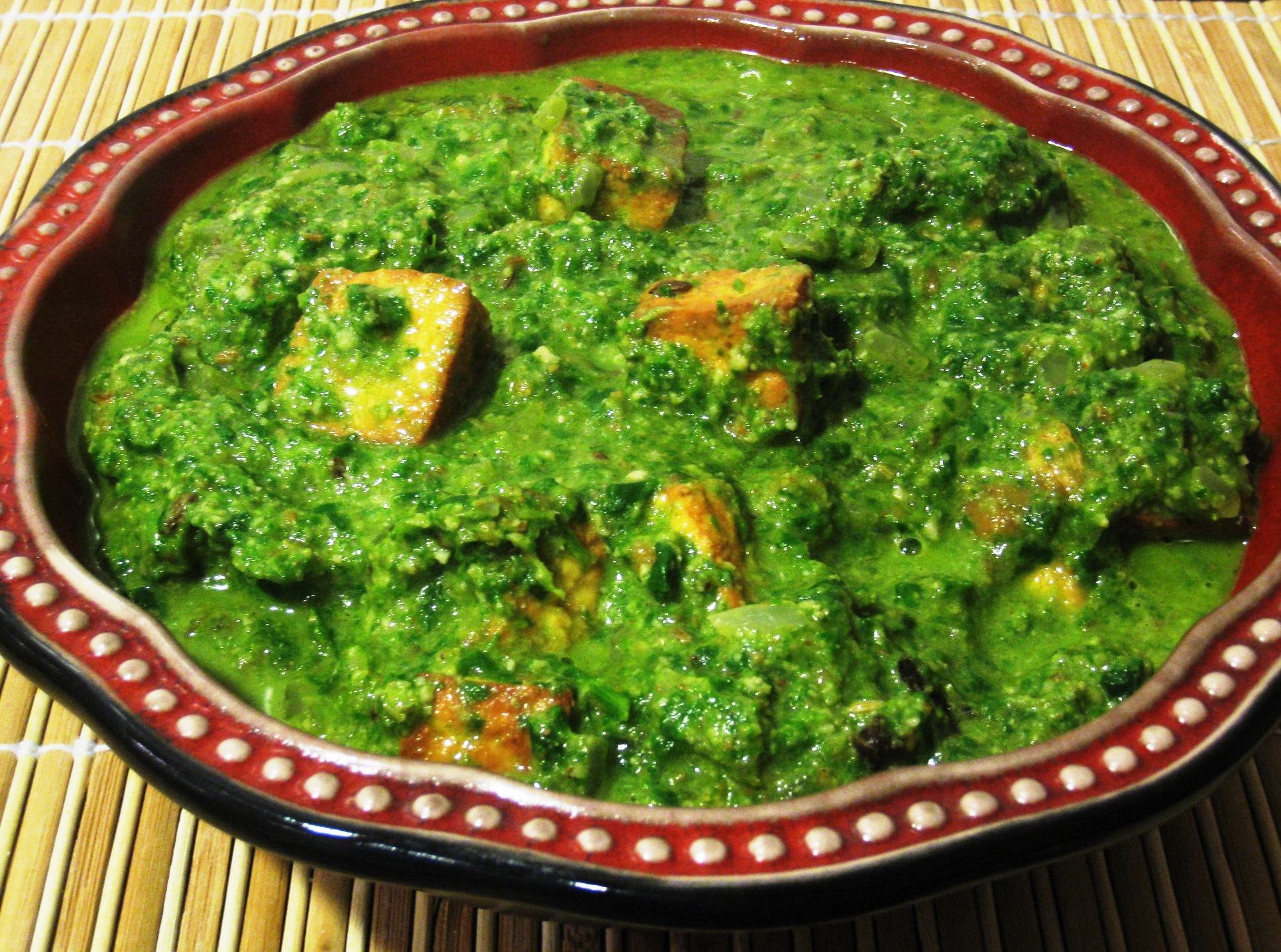 Palak Paneer Recipes — Dishmaps