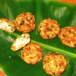 Paneer-Potato Patties