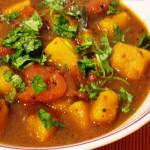 Pumpkin Gravy Curry