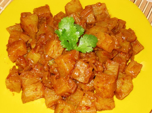 spicy tinda