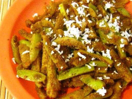 spicy tindora