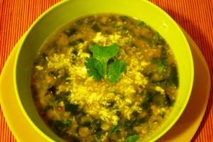 Spinach Masala Dal