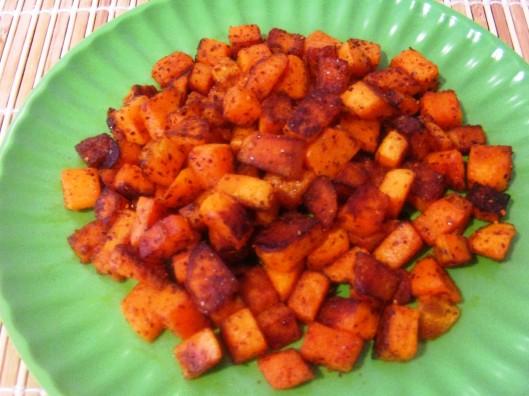 sweet-potato fry