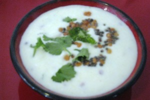 Methi Yogurt