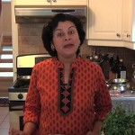 Using Turmeric in Indian Cooking (Indian Cuisine Video)