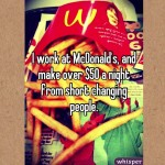 14 Horrifying Confessions From Fast Food Workers