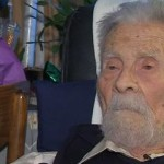 Alexander Imich the world's oldest living man