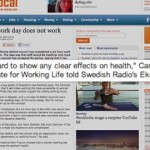Sweden to Try Six-Hour Work Days