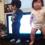 When These Two Korean Kids Started Dancing, Everyone Went Wild!