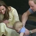 Prince George Is on the Move – Crawling on Father's Day!