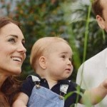 New Photos of Prince George Mark His First Birthday
