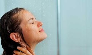 Fight Dry Skin in the Shower