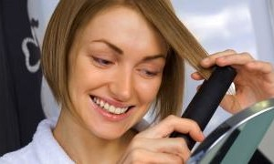 The Problem with Straightening Irons