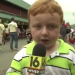 This 5 Year-Old Apparently Steals the Show on Local News