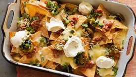 30-Minute Loaded Nachos