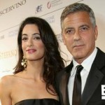 George Clooney and His Fiancee Stun on the Red Carpet