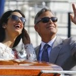 George Clooney Wedding – Meet Mr. and Mrs. Clooney