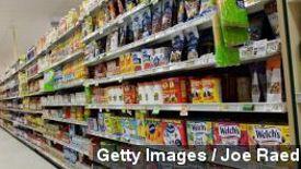 US Food Makers Surpass Calorie-Cutting Pledge