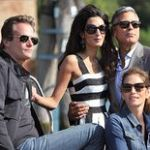 Venice Becomes Hollywood on the Adriatic for Clooney Wedding