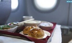 Finally, Airline Food Delivered to Your Doorstep