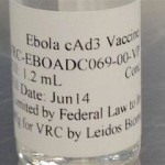 Human Trials of an Ebola Vaccine Launch