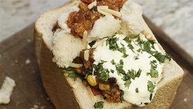 Quinoa Chilli Chow Recipe
