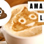 Watch a Latte Artist Make Famous Internet Animals (and a Poo-Moji) out of Foam