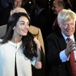 Amal Alamuddin Changes Her Name, Gets Back to Work after Wedding to George Clooney