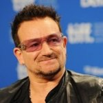 Bono Wears Sunglasses for Glaucoma, Not for Fashion