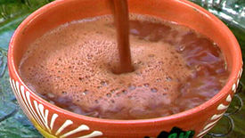 Authentic Mexican Hot Cocoa