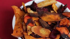 How to Make Vegetable Crisps