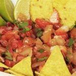 Strawberry and Tomato Salsa Recipe