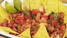 Strawberry and Tomato Salsa Recipe