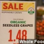 Why Is Whole Foods Rating Its Organic Produce?