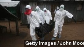Ebola Outbreak Worsens in West Africa, Death Toll Rises